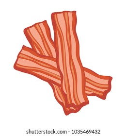 bacon stripes design