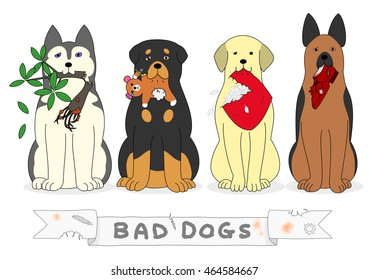 bad dogs