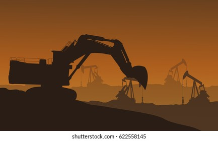Bad environment with construction industry