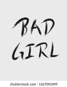 Bad Girl Drawing Images, Stock Photos \u0026 Vectors