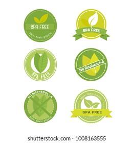 Badges BPA Free. Non-toxic plastic