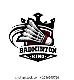 Badminton King Logo