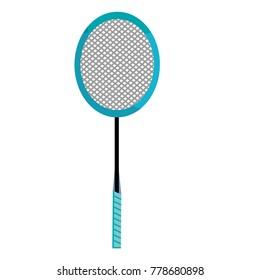Badminton racket design