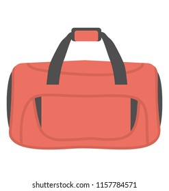 A bag carrying equipments and accessories for players cherectorizing cricket bag