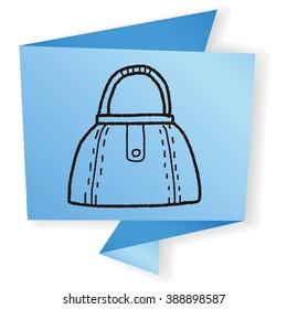 bag doodle