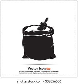 bag of sugar icon