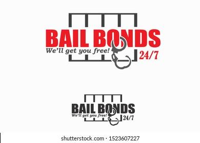 Bail Bonds Company Vector Logo
