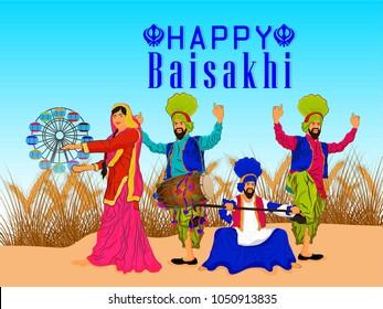 Baisakhi ( Indian festival )