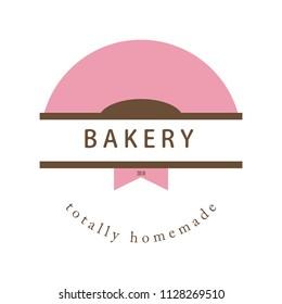 bakery homemade badges design