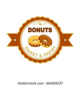 Bakery logo, banner, label