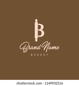 bakery logo cocolate color