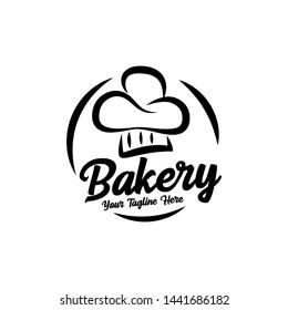 Bakery logo design. Bakery logo, emblem and label. Bread logo