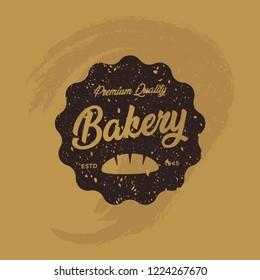 Bakery logo, emblem and label. Bread logo. bakery logos, labels, badges and design elements