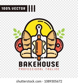 Bakery Logo Vector
