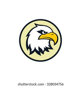 bald eagle logo - logotype