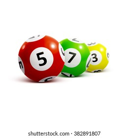 ball lottery numbers 3d