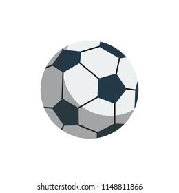 Ball Soccer Logo Icon Design