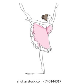 Ballerina (vector)