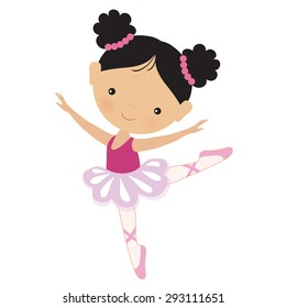 Cartoon Ballerina Images Stock Photos Vectors Shutterstock