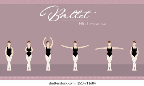 Ballet First Port de Bras