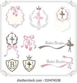 ballet motif set
