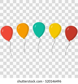 Ballons set