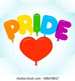 pride letters