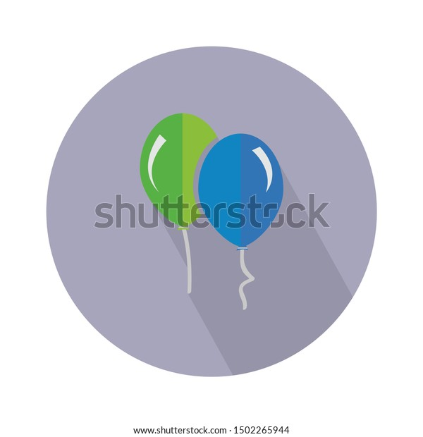 balloons icon - From web, universal and Miscellaneous Icons set