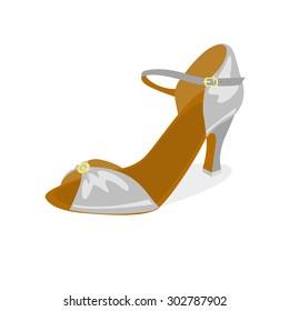 891968916 Ballroom Dancing Shoes Images, Stock Photos & Vectors | Shutterstock
