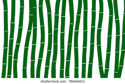 Bamboo. Abstract Pattern. Bamboo Pattern for Postcard, Banner, Wallpaper, Textile, Tablecloth, Packaging Paper. Bamboo Background. Tree Texture in Asian Style. Abstract Background. Illustration.