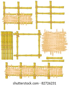 Bamboo elements