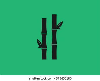 bamboo icon Vector.