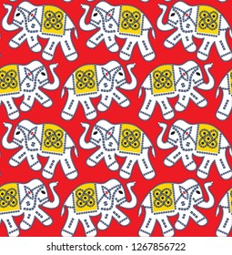Bandanas Elephant Pattern