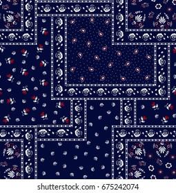 bandanna  pattern