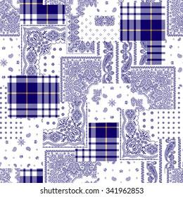 Bandanna pattern design