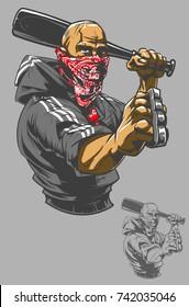 Gangster Cartoon Images Stock Photos Amp Vectors Shutterstock