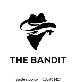 Bandit image logo with  Scarf Mask  logo