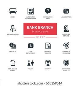 Bank Branch Images, Stock Photos & Vectors | Shutterstock