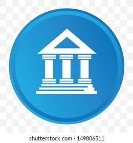 Bank symbol,vector