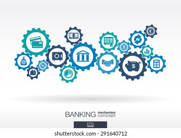 a534177293b1 Banking System Images, Stock Photos & Vectors | Shutterstock