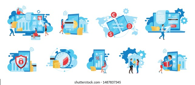 Instant Money Transfer Images, Stock Photos & Vectors