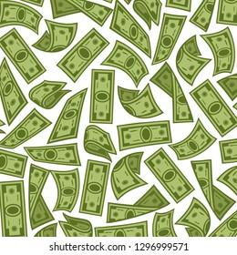 banknotes background (money pattern)