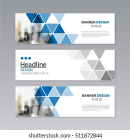 banner business layout template vector design.