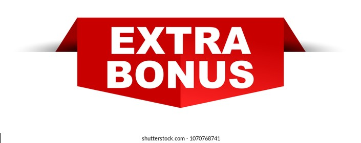 banner extra bonus