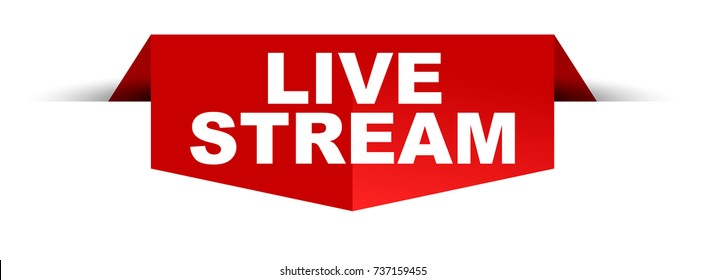 banner live stream