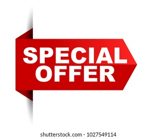 banner special offer