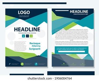 Banner template designs for social media businesses