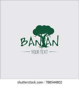 banyan tree vector