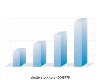 Bar chart (vector)