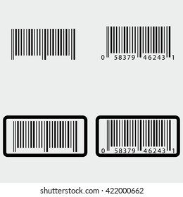 Bar Code Icons